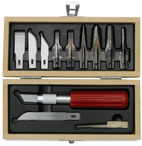 wood carving sets