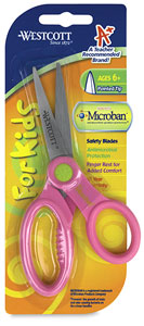 Scissors with Microban, Pointed