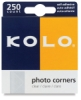 Photo Corners, Pkg of 250