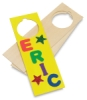 Creativity Street Wood Door Hanger
