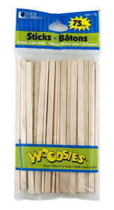Woodsies Sticks