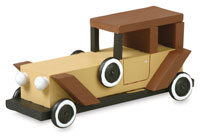 Low-Cost Wood Model Kits