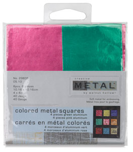 Creative Metal Dual Pack, Green/Pink