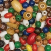 Assorted Macram Beads