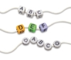 Alphabet Beads