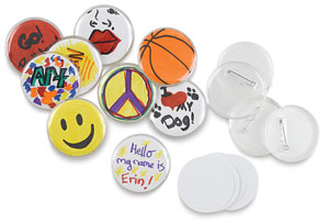Plastic Button Sets