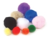 Acrylic Pom Pons