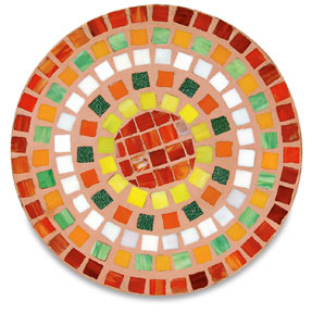 Stepping Stone Mosaic Molds