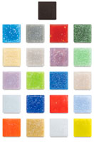 Mosaic Studio Venetian Glass Tiles