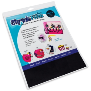 Black Shrink Film