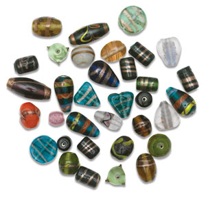 Glass Bead Assortment