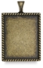 Brass Rectangle, Front