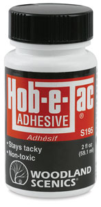 Hob-e-Tac Adhesive