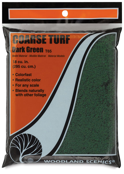 Coarse Turf, Dark Green