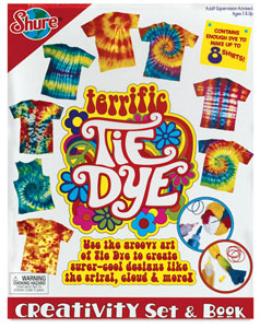 Terrific Tie Dye
