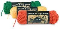 Caron Craft and Rug Yarn