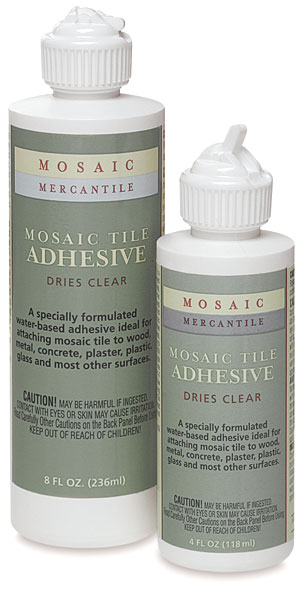 Mosaic Tile Adhesive - BLICK art materials