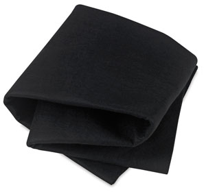 Felt Sheet, Black