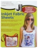 Jacquard Cotton and Silk &lt;nobr>Inkjet Fabric Kit&lt;/nobr>