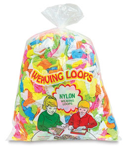 Neon Nylon Loops
