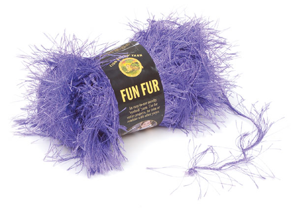 Fun Fur Yarn