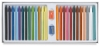 Erasable Crayons, Set of 25