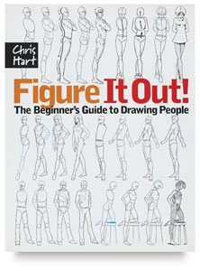 Figure It Out! The Beginner&#39;s Guide to Drawing People