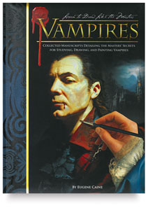 How to Draw Like the Masters: Vampires