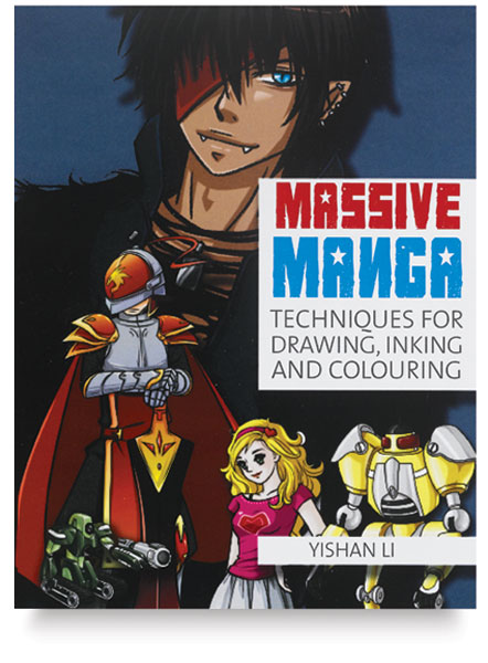 Massive Manga: The Complete Reference to Drawing Manga