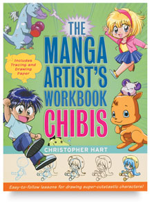 The Manga Artist&#39;s Workbook: Chibis