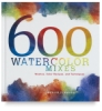 600 Watercolor Mixes