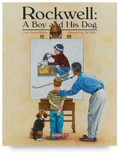 Rockwell: A Boy and His Dog