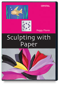 Sculpting with Paper DVD