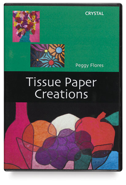 Tissue Paper Creations DVD