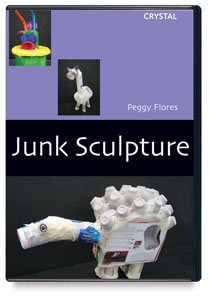 Junk Sculpture DVD