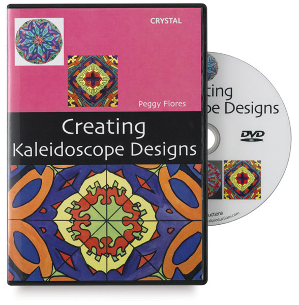 Creating Kaleidoscope Designs DVD