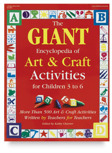 The Giant Encyclopedia of Art &amp; Craft Activities