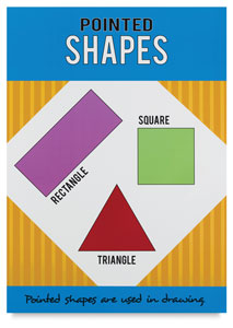 Discovering Shapes Poster