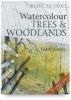 Ready to Paint: Watercolour Trees &amp; Woodlands