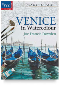 Venice in Watercolour  NEW!