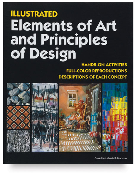 Elements Of Fine Arts : Crystal productions illustrated elements of art