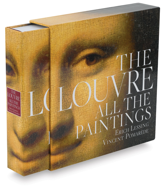 The Louvre: All the Paintings with DVD-ROM