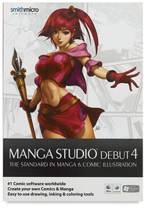 Manga Studio Software