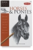 Walter Foster Drawing Made Easy: Horses and Ponies