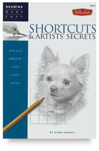 Drawing Made Easy: Shortcuts &amp; Artists&#39; Secrets