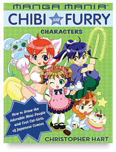 Manga Mania: Chibi and Furry Characters