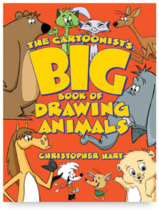 The Cartoonist&#39;s Big Book of Drawing Animals