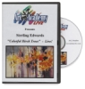 Colorful Birch Trees by Sterling Edwards DVD