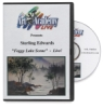 Foggy Lake by Sterling Edwards DVD