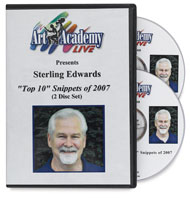 Top 10 Snippets of 2007 by Sterling Edwards 2-DVD Set